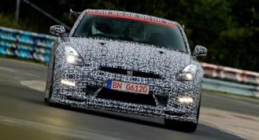 Nissan alla 24 Ore di Nürburgring