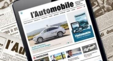 L'Automobile, il nuovo Magazine dell'ACI, in edizione digitale