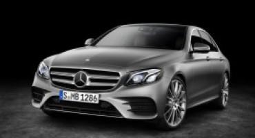 Mercedes-Benz, il Fleet Motor Day 2016 ospita l'anteprima italiana della nuova Classe E