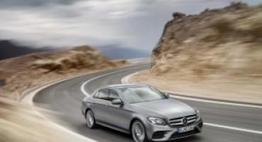 Nuova Mercedes Classe E, da questo mese nelle concessionarie