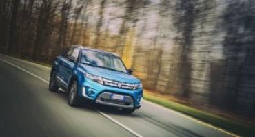 Suzuki Italia: la Filiale Italiana è leader in Europa nelle vendite di Vitara