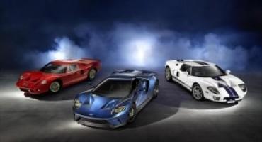 Ford GT, si potrà acquistare attraverso il sito FordGT.com