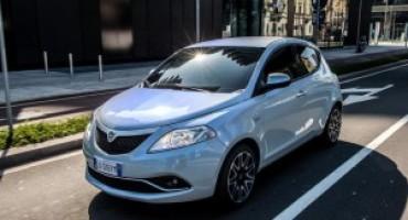 Nuova Lancia Ypsilon MYA
