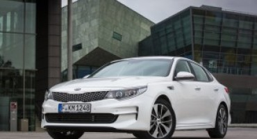 Kia Motors premiata con il 'Red Dot Award' per il Design