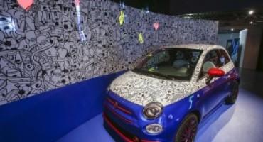 "Garage Italia Customs svela la Fiat 500 Pepsi® ""Live for Now"""