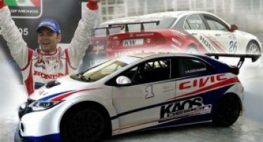 Campionato Italiano Turismo, il rientro di Roberto Colciago sulla Honda Civic