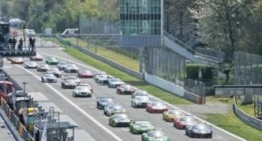 Autodromo di Monza, debutta la Blancpain Endurance Series