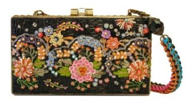 La collezione Flower Bag della californiana Mary Frances