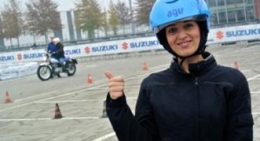 Suzuki Italia con Donneinsella®, continua la collaborazione per i corsi di guida moto e le iniziative dedicate alle motocicliste