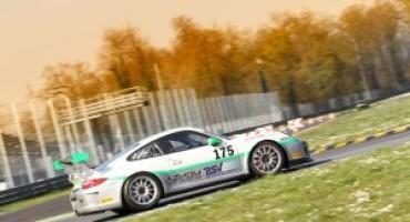 Tommy Maino e Nicola Benucci nel tricolore GT con la 997 GT3 Cup della Ebimotors