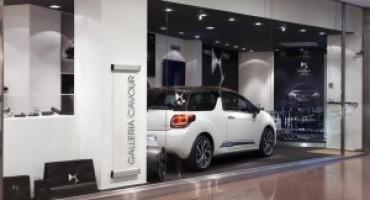 Il marchio DS inaugura il primo Temporary Store a Bologna