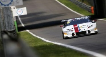 Campionato Italiano GT, il Team Antonelli Motosport schiera cinque Lamborghini Huracan