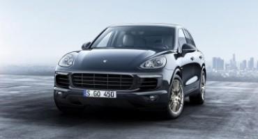 Porsche Cayenne Platinum Edition, eleganza e raffinatezza