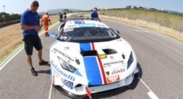 Campionato Italiano Gran Turismo, una Lamborghini Huracan per Omar Galbiati che rientra in coppia con Simone Sartori