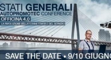 """""""Autopromotec Conference Stati Generali 2016"""", aperte le iscrizioni alla prima edizione"""