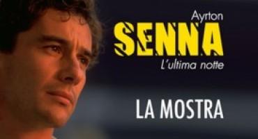 """Dall'Autodromo di Monza, serata speciale """"Senna. L'ultima notte insieme"""""""