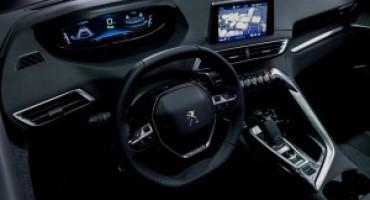 Nuovo Peugeot i-Cockpit® : esperienza di guida rivoluzionaria