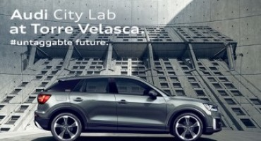 Design Week: la nuova Q2 in anteprima nazionale all'Audi City Lab 2016