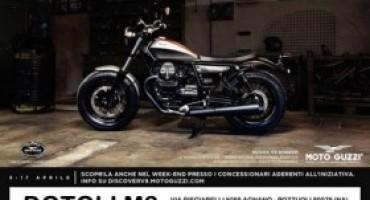 Nuova Moto Guzzi V9 BOBBER, la custom che ti cattura!