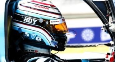 Nissan alla 24 Ore di Le Mans con Sir Chris Hoy