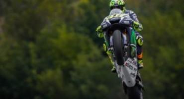 MotoGp: Rossi vince il Gp di Spagna davanti a Lorenzo e Marquez