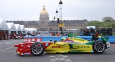 Formula e: Nella splendida Parigi, vittoria di Di Grassi