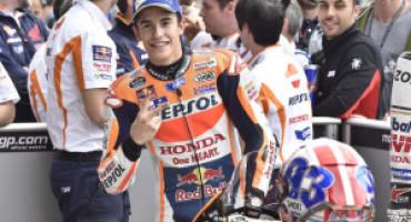 MotoGP 2016, Marquez scores fourth consecutive pole on Texan soil, Pedrosa eighth