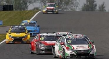 WTCC: Vittorie di Honda e Citroën sullo Slovakia Ring