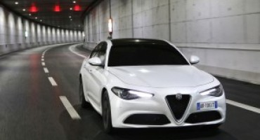Alfa Romeo Giulia 2.2 Diesel 180 CV: non solo sportività