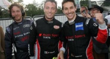 Campionato Italiano GT, in gara 1 a Monza l'acuto del duo Mapelli-Albuquerque nella Super GT3