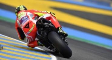 MotoGP-Ducati Team-GP Francia: prima fila per Andrea Iannone, quinto tempo per Andrea Dovizioso