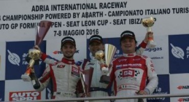 Campionato Italiano Turismo, Adria: in Gara 2 si confermano Roberto Colciago (TCR) e Hugo Nerman(TCS)