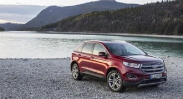 """Ford lancia in Europa """"Edge"""", il nuovo SUV 'Full Size'"""