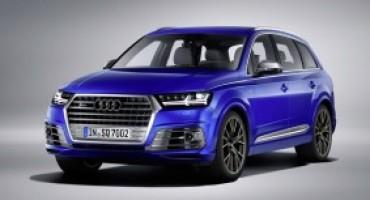 Nuova Audi SQ7 TDI