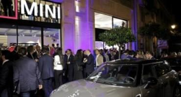 MINI apre un nuovo store nella Capitale