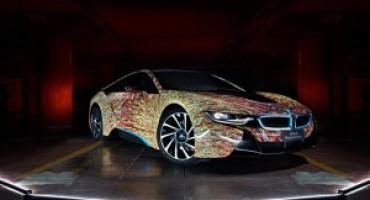 BMW i8 Futurism Edition, nasce dall'estro di Garage Italia Customs