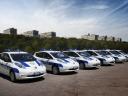 Nissan Italia fornisce sette Leaf (100% elettriche) alla Polizia Municipale di Cagliari