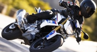 BMW G 310 R, la nuova entry level, a 5.150 euro