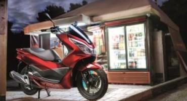 Honda aggiorna PCX125 lo scooter di maggior successo in Europa