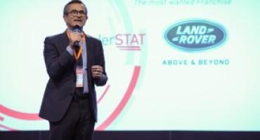 """Land Rover, si sggiudica il premio per il """"Mandato più desiderato"""" dai Concessionari italiani"""