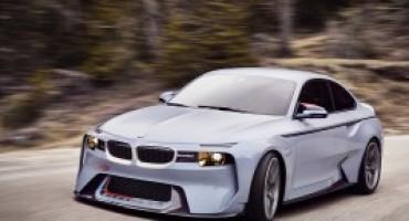 BMW 2002 Hommage, per onorare 50 anni di storia