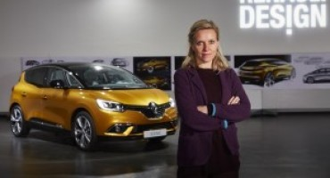 Agneta Dahlgren, Direttore Design del Segmento C di Renault è Donna dell'anno 2016
