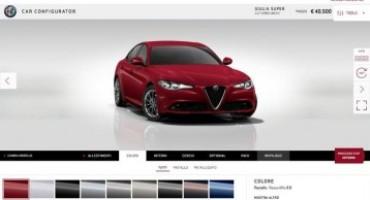 Da Wedoo l'innovativo configuratore dell'Alfa Romeo Giulia