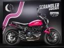 """""""Notte Rosa 2016"""", lo Scrambler® Shocking apre la parata delle moto partecipanti al WDW2016"""
