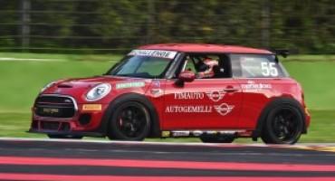 MINI Challenge 2016: è di Ivan Tramontozzi la prima pole della stagione