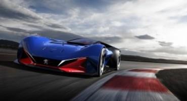 Peugeot svela la concept L500 R Hybrid