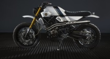 Nuova Yamaha Yard Built XSR 700 by Bunker Custom Motorcycles