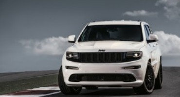 Jeep Grand Cherokee SRT, mai così potente e veloce