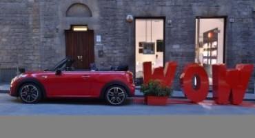 MINI presenta la nuova John Cooper Works Cabrio, divertimento puro