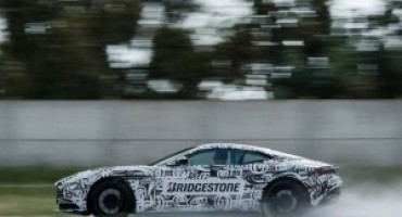 Aston Martin DB11, a Roma il primo Drive Event presso l'European Proving Ground di Bridgestone